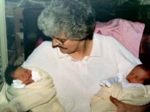 Grandma Joyce & Baby Boinkers